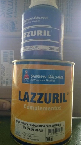 primer wash primer lazzuril 900ml