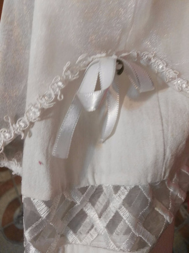 primera comunión, vestido