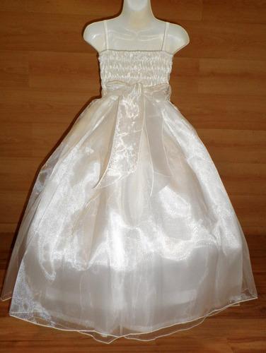primera comunion vestido