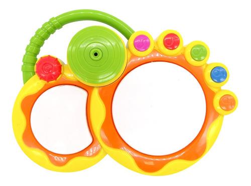 primera infancia tambor musical interactivo poppi 6752