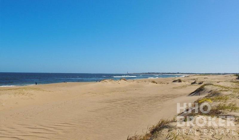 primera linea al mar - arenas de jose ignacio- ref: 399