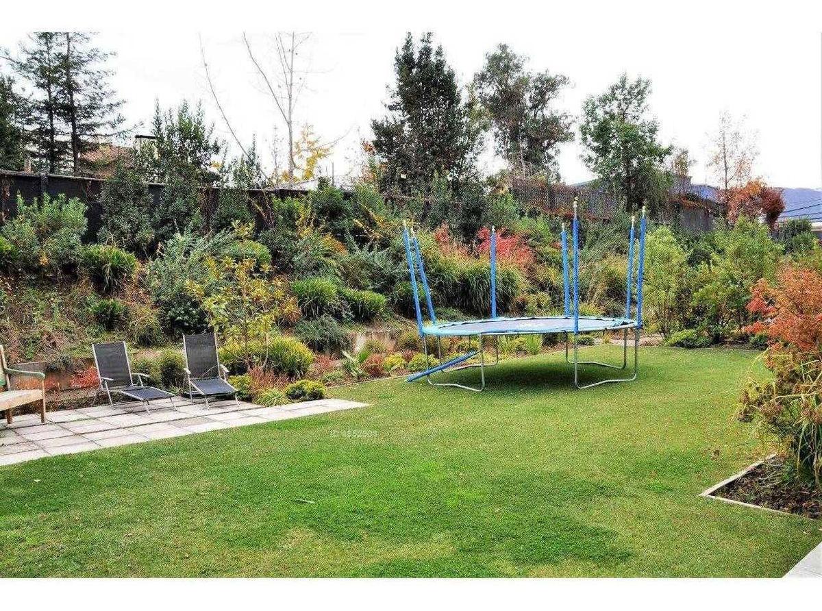 primero piso con jardin / la dehesa central