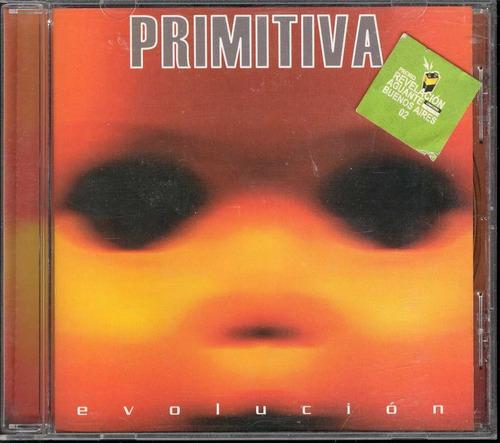 primitiva evolucion con stiker exclusivo 2003 usado como nue