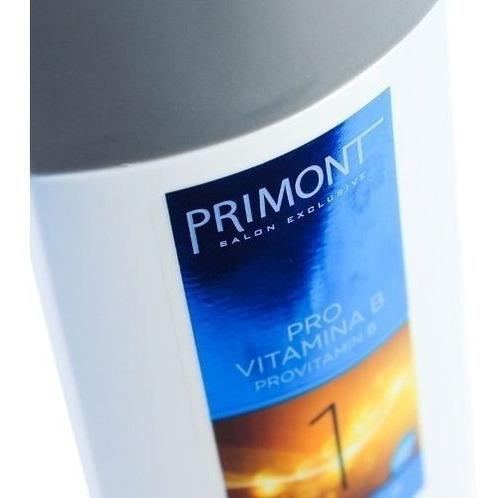 primont shampoo pro vitamina b pelo reseco x 410ml