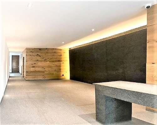 primoroso departamento de 179 m2 en la col polanco v sec miguel hidalgo