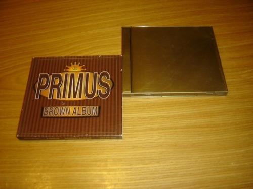 primus brown album