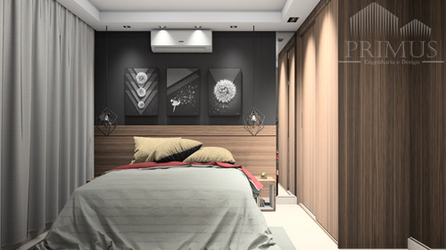 primus engenharia e design - projeto 3d design de interiores