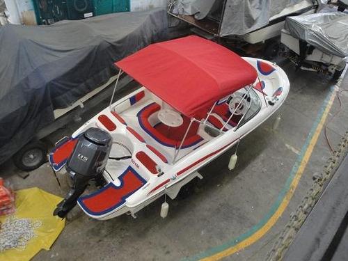 prince 185 mercury 60 hp (n focker ventura) poddium nautica