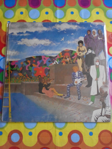 prince and the revolution lp 1985