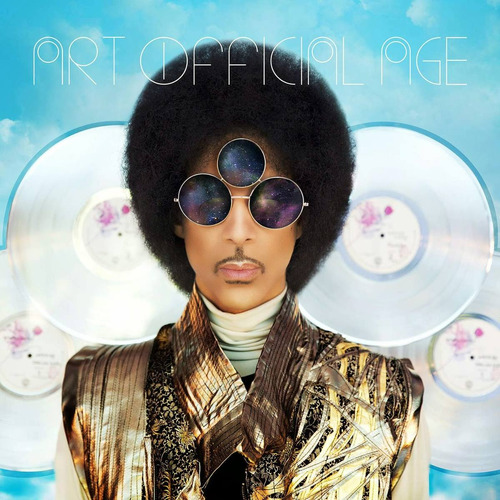 prince art official age disco cd con 13 canciones