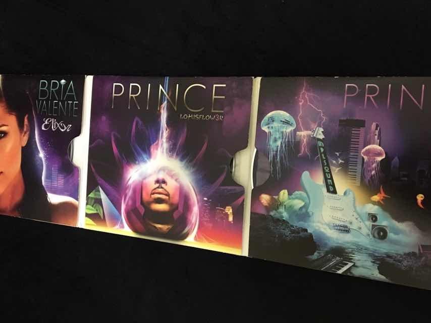 Prince Lotusflower Cd Triplo Importado R 40000 Em Mercado Livre