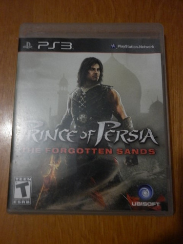 prince of persia the forgoten sands - para play station 3