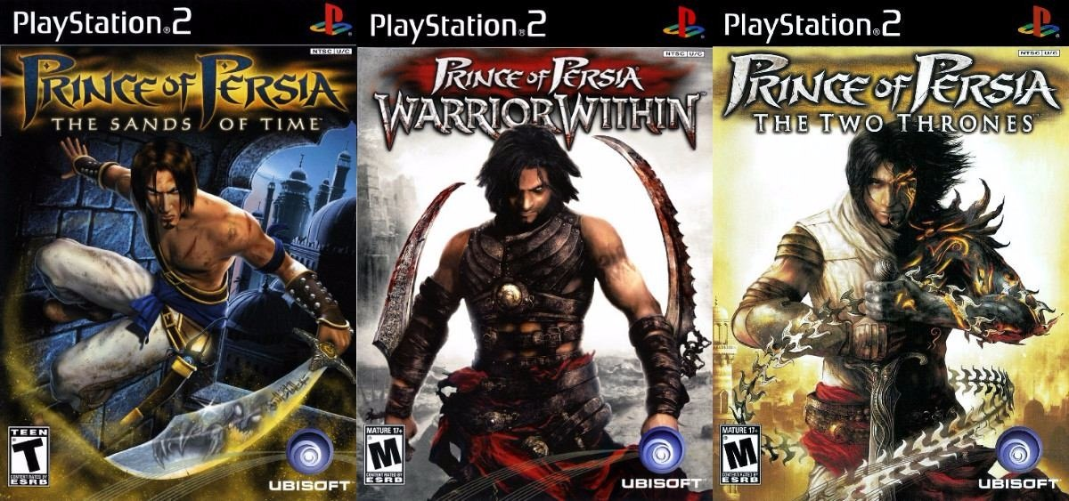 jogo prince of persia the two thrones para ps2