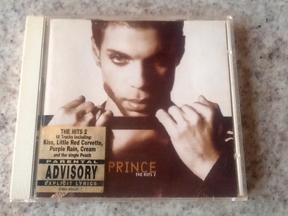 Prince The Hits 2 - Cd Importado Éxitos - Bs  20 000,00