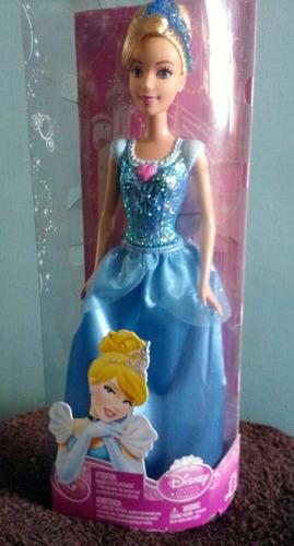 princesa cenicienta autentica mattel *nueva*