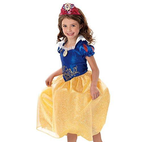 princesa de disney aventuras de la amistad snow white dress
