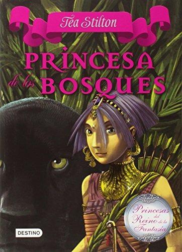 princesa de los bosques tea stilton envío gratis