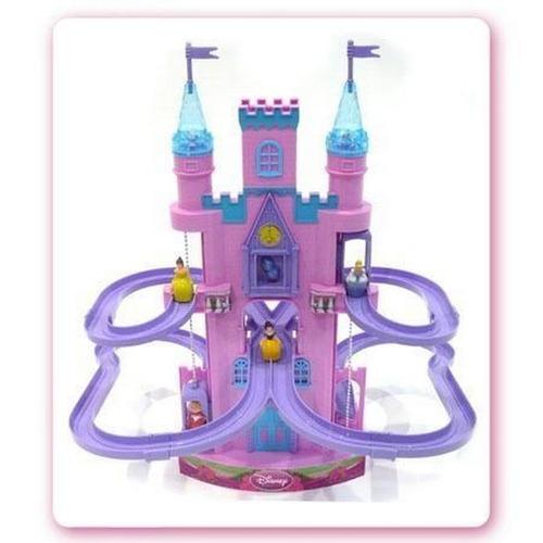princesa disney castillo magico luz y sonidos ditoys art897