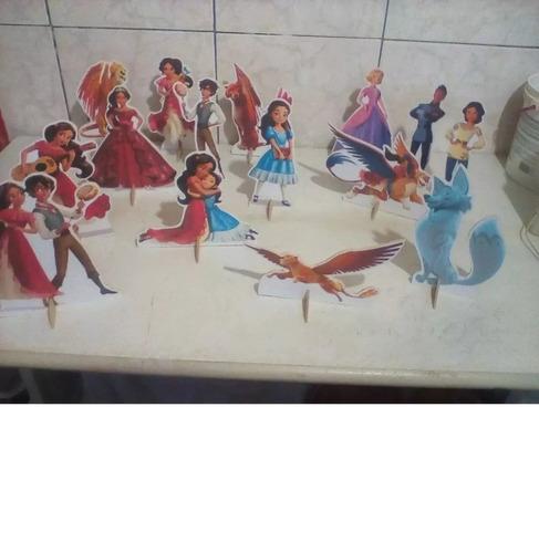 princesa elena de avalorkit 10 display de mesa de 21 a 30 cm