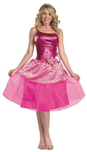 princesa encanto escuela traje de lujo barbie de mujeres de