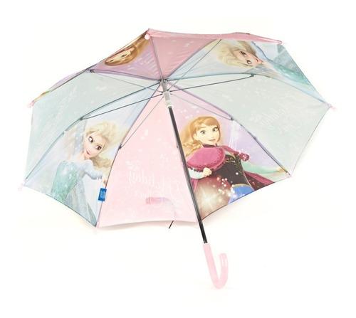 princesa frozen paraguas disney nuevo original 20104 bigshop