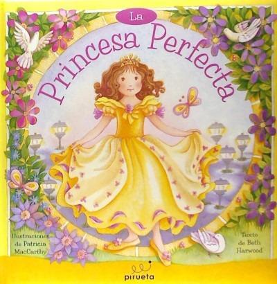 princesa perfecta,la(libro )
