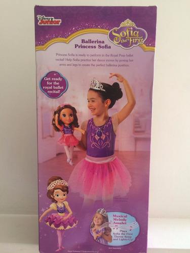 princesa sofia bailarina