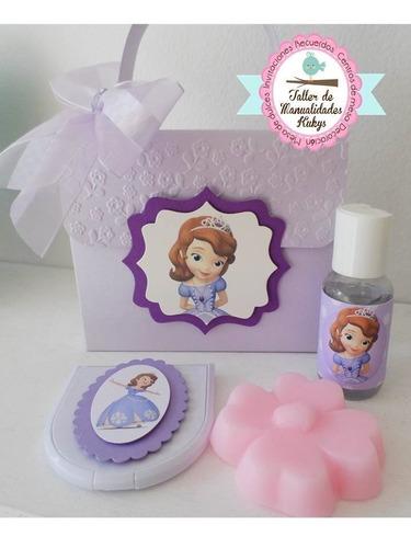 princesa sofia  bautizo, nacimientos, baby shower, kit