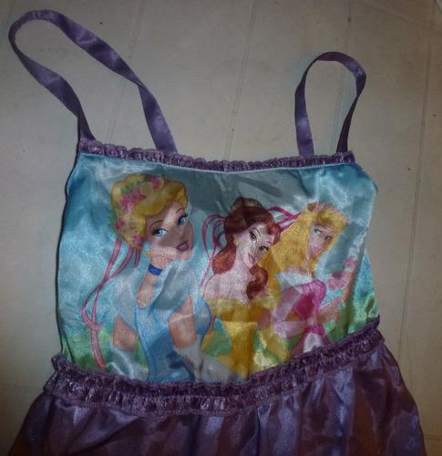 princesas de disney original camison de nena importado usa
