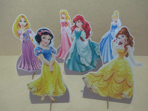 princesas disney  display de mesa,personalizado,mdf