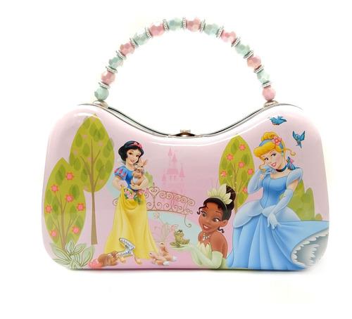 princesas disney lonchera retro tin box co precio unidad