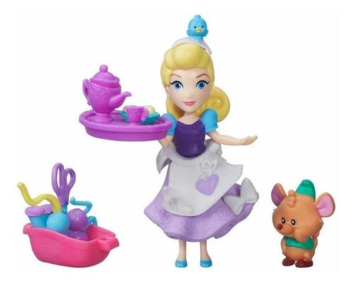princesas disney mini boneca e amigo costuras de cinderela