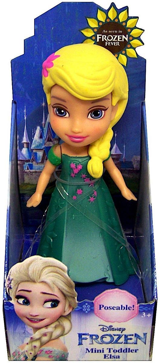 5a46869cd7 princesas disney - mini boneca elsa - frozen fever. Carregando zoom.