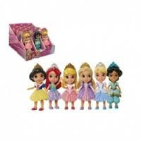 princesas disney mini muñecas ariel o cenicienta o merida