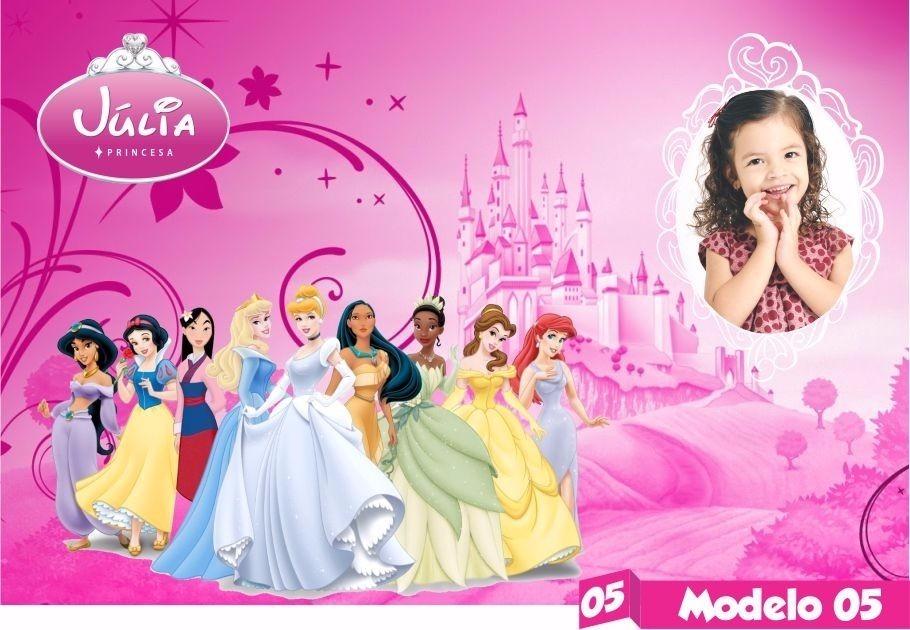 Princesas disney painel lona festa aniversrio menina hd r 5989 carregando zoom thecheapjerseys Images