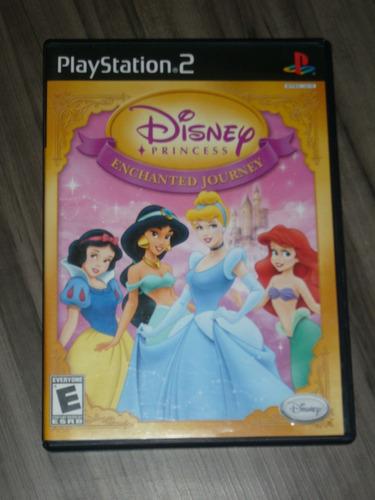 princesas ( jogo playstation 2 disney )