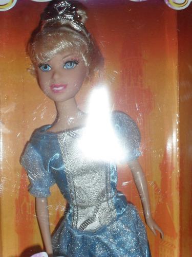 princesas muñecas cenicienta cinderella bella aurora gabym