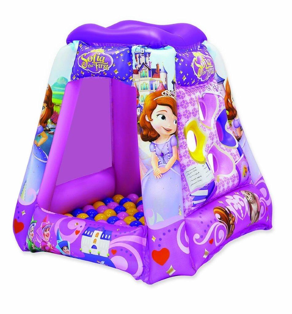 juegos de princesita sofia piscina