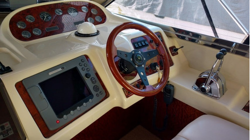 princess 380 año 1997  2 volvo 370 hp- zanovello barcos -