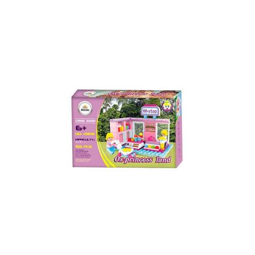 princess land-cake shop 152pc