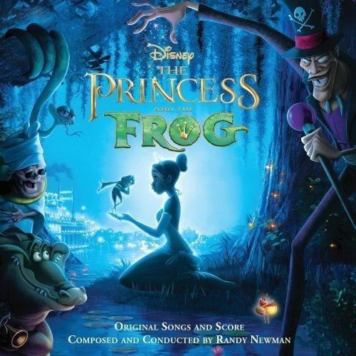princess & the frog / o.s.t. princess & the frog / o.s.t. cd