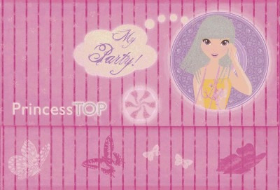 princess top my party!(libro infantil y juvenil)