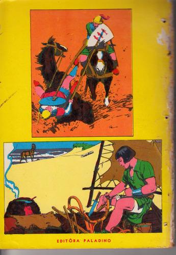 príncipe valente nº 2 de 1971 - ed. paladino veja as imagens