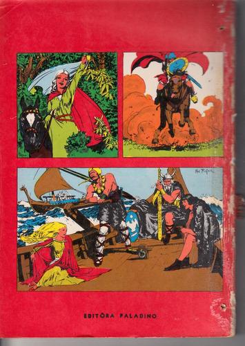 príncipe valente nº 3 de 1971 - ed. paladino veja as imagens