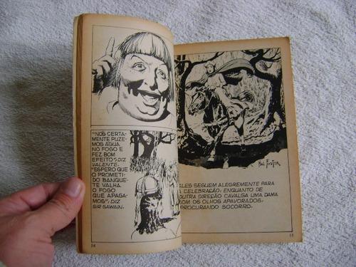 principe valente nº14 ano 1974 editora saber