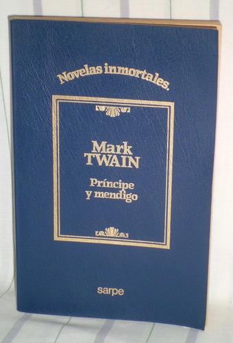 principe y mendigo mark twain bibliofilos