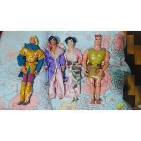 Príncipes Disney Bonecos