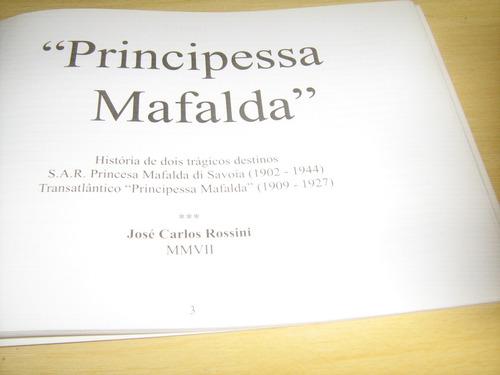 principessa mafalda - josé carlos rossini