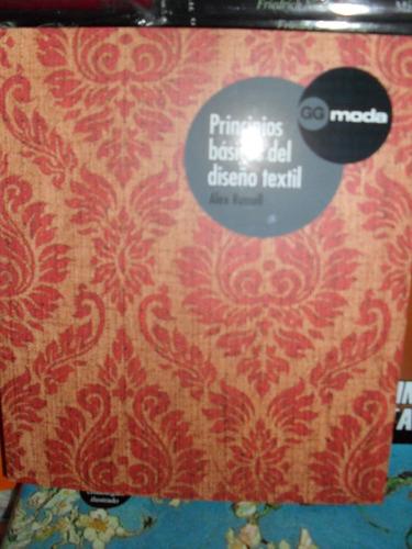 principios básicos del diseño textil alex russell nuevo