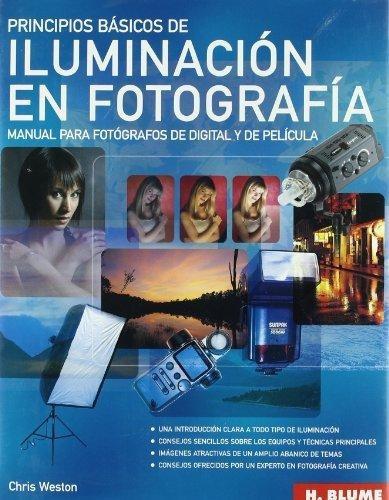 principios básicos iluminación fotografía, weston, blume #